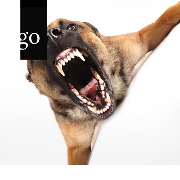 Gefährliche Hunde